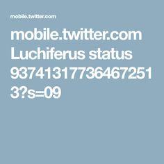 mobile.twitter.com Luchiferus status 937413177364672513?s=09