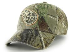 Tennessee Titans Cap ... kinda cool