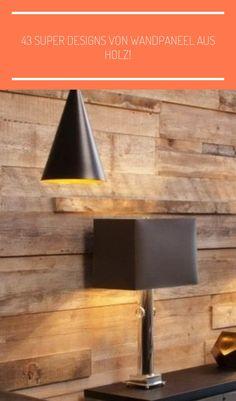 #einrichtungsideen schlafzimmer holzwand 43 super Designs von Wandpaneel aus Holz! - Archzine.net