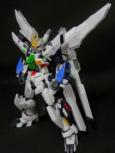 Custom Build: 1/144 Gundam Double X/G - Gundam Kits Collection News and Reviews