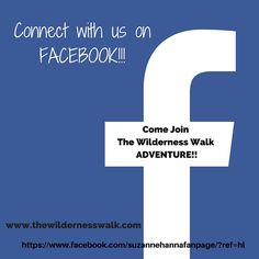 facebook.com/suzannehannafanpage/?ref=hl … Come Join The Wilderness Walk Adventure!! Like our fan page on Facebook!! #facebook Fan Page, Wilderness, Bar Chart, Join, Walking, Journey, Adventure, Facebook, Into The Wild