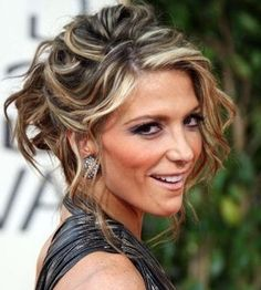 Easy Updo Hairstyles for Short Hair | Prom Hair,Prom Hairstyles: prom updo hairstyles 2011