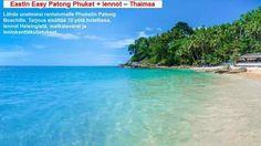 Thaimaan Phuketin unelmarantaa_Patong-Beach