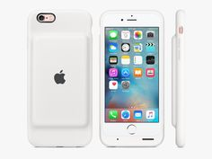 There are plenty of iPhone battery cases out there, but this is the first from Apple itself.