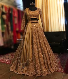 Looking for Bridal Lehenga for your wedding ? Dulhaniyaa curated the list of Best Bridal Wear Store with variety of Bridal Lehenga with their prices Indian Lehenga, Indian Wedding Lehenga, Bridal Lehenga Choli, Designer Bridal Lehenga, Indian Bridal Outfits, Indian Bridal Wear, Lehenga Designs, Golden Lehenga, Bridal Lehenga Collection