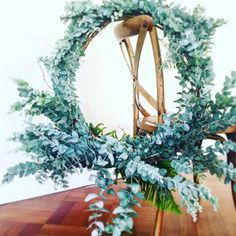 Professional executive assistant services to organise your work or home life. Christmas Wreaths, Christmas Decorations, Natural Christmas, Event Styling, Bespoke, Events, Seasons, Decorating, Mirror