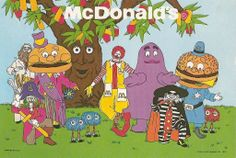 The way Mcdonalds should still be.