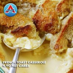 Who needs a new recipe for breakfast? Good for all phases, this french toast is a must-try!