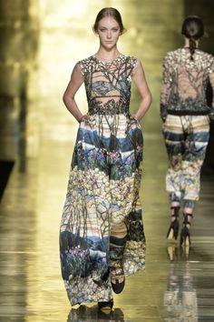 Fabiana Milazzo - Fall 2014 Minas Trend