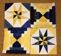 Quiltville's Quips & Snips!!: Smith Mountain Morning in Lake Forest!