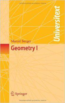 Geometry I (Universitext)
