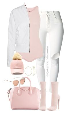 """""""Yeezy D.I.Y"""" by efiaeemnxo ❤ liked on Polyvore featuring (+) PEOPLE, Givenchy, Rick Owens, Schott NYC, Charlotte Russe, Phyllis + Rosie, DIY, sbemnxo and styledbyemnxo"""