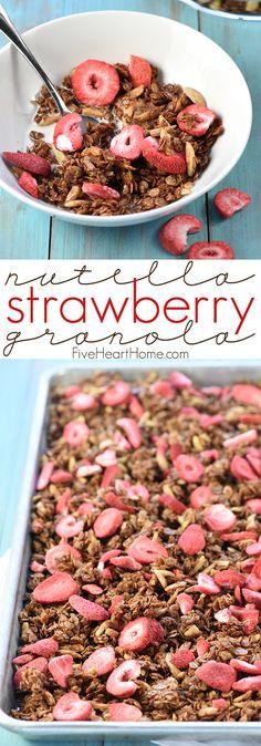 Nutella Strawberry G