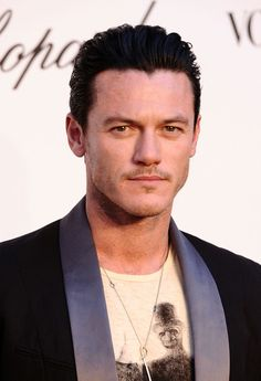 luke evans actor | Luke Evans Actor Luke Evans attends Fashion For Relief during the 64th ...