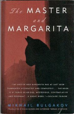 The Master and Margarita: Mikhail Bulgakov, Diana Burgin, Katherine Tiernan O'Connor: 9780679760801:  ~ Recommended by Matt Smith Set in Moscow of the 1920's, this satirical novel recounts the dealings a writer and his mistress have with Satan