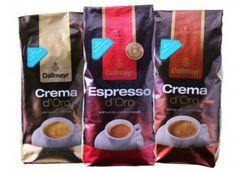 """Dallmayr: Probierpaket mit drei Kilo Kaffeebohnen für 29,99 Euro frei Haus https://www.discountfan.de/artikel/essen_und_trinken/dallmayr-probierpaket-mit-drei-kilo-kaffeebohnen-fuer-2999-euro-frei-haus.php Zum Schnäppchenpreis von 29,99 Euro mit Versand gibt es jetzt bei Kaffeevorteil das """"Dallmayr d'Oro Probierpaket"""" mit je einem Kilo """"Crema d'Oro"""", """"Crema d'Oro intensa"""" und """"Espresso d'Oro"""". Dallmay"""