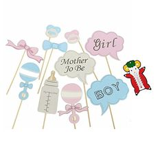 Baby Shower Photo Frames Luxury 2019 New Party Gifts Booth Props Diy Bottle Baby Shower Boy Girl Birthday Enclosed Stick Frame Wedding Decoration From &price Diy Party Photo Booth, Wedding Photo Booth Props, Birthday Photo Booths, Party Props, Party Ideas, Baby Shower Photo Frame, Baby Shower Photos, Baby Shower Gifts, Boy Shower