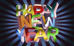 Wish that the New Year brings joy, warmth, good tidings and all that is beautiful!