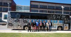 Algarve Surf Bus, o primeiro, apresentado em Lagos | Algarlife
