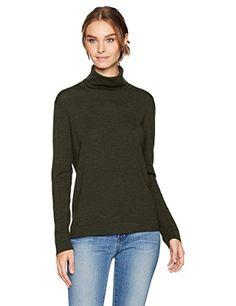 Women's Merino Turtleneck Sweater