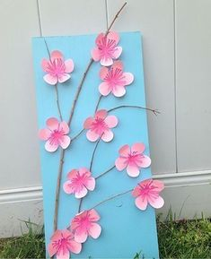 50 Awesome Spring Crafts for Kids Ideas (22) - LivingMarch.com
