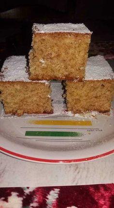Φανουρόπιτα θεϊκή με 9 υλικά !!!!! - LifeTime Greek Sweets, Greek Desserts, Sweet Recipes, Cake Recipes, Dessert Recipes, Koulourakia Recipe, Greek Cake, Toffee Bars, Cooking Cake