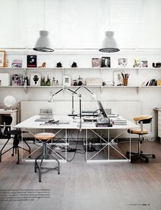 Great studio space