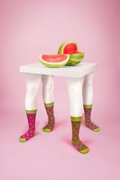 It's Nice That : Set Design: Here's Leta Sobierajski's fruity take on art direction