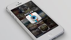 Best Photography Apps for iPhone 2014PicLab Putting typography on images has always been a popular concept and has been done ever since photos were created. PicLab may be the best app to put words on your pictures.