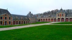 La musée des equipages at the Château de Vaux-le-Vicomte in France.