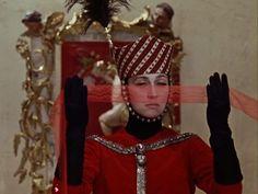 The Color of Pomegranates (Sayat Nova) - Soviet Union/Armenia - (1968) Director: Sergei Parajanov   - poetry in images of the Armenian troubadour Sayat Nova (King of Song)