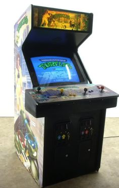 Tips on How to Get a Video Game Tester Job Tmnt, Game Tester Jobs, Borne Arcade, Retro Arcade Games, Video Game Rooms, Classic Video Games, Some Games, Game Design, Design Ideas