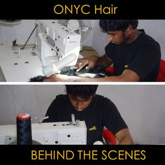 Ever wonder what happens behind the scenes at #ONYCHair? We have factories all around the world, filled with employees who work hard to bring you the finest in quality hair. At ONYC, we're dedicated to bring you the best, 100% cuticle, most lustrous #VirginHair ever. Because you deserve nothing but the very best.