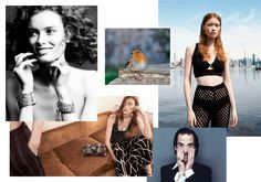30 Fun Questions Answered by Cover Model Julia Hafstrom