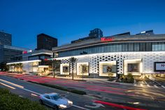 Peter Lowy on Westfield Century City Building a Portfolio of Flagships