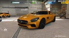 MERCEDES-BENZ AMG GT - CSR RACING 2 - ANDROID GAMEPLAY HD