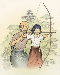 Les Héroïnes de BD: Yoko Tsuno ( Leloup )
