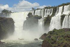 Voyager ©: Iguazu Waterfalls, Argentina and Brazil. Brazil Vacation, Oahu Vacation, Weekend Vacations, Vacation Spots, Hawaii Travel, Solo Travel, Iguazu Waterfalls, Iguazu National Park, Wayfarer