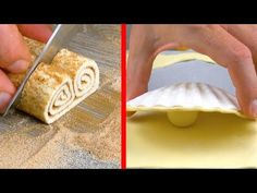 3 Puff Pastry Ideas That You've Never Thought Of Pastry Shells, Puff Pastry Sheets, Puff Pastry Recipes, Dough Recipe, Unique Recipes, Melting Chocolate, Donuts, Sweet Treats, Food And Drink