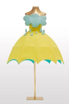 Agatha Ruiz de la Prada #fashion #vogue Is it bad I'd wear this?