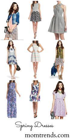 Sweet Spring Sundresses