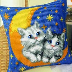 Knitting, crochet, embroidery, sewing and tons of inspiration for your next project. Cross Stitch Needles, Cross Stitch Bird, Cute Cross Stitch, Beaded Cross Stitch, Cross Stitch Alphabet, Cross Stitch Animals, Cross Stitch Flowers, Cross Stitch Designs, Cross Stitch Embroidery