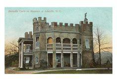 Zealandria Castle, Asheville, North Carolina