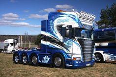 """Scania """"Thurhagen"""""""