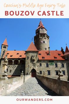 Greetings From The Middle Ages: Bouzov Castle, Moravia, Czechia Europe Must See, Travel Around Europe, Europe Travel Guide, Travelling Europe, Travel Destinations, European Destination, European Travel, Europe Bucket List, Cities In Germany