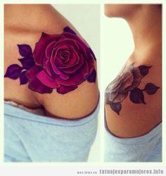 tatuajes para mujeres en el hombro - Buscar con Google