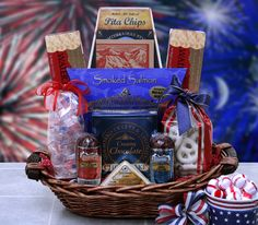 memorial day gift baskets