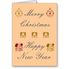 #MerryChristmas #HappyNewYear  #HolidayCards #Opal01 #USA