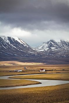 Varmahlid, Iceland. Photo by banzalnetsurfer on Flickr