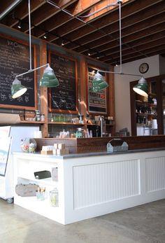 Coffee shop design trends small concepts idea for window bar eat berlin kraft prenzlauer berg best Coffee Shop Design, Cafe Design, Store Design, Cafe Interior, Modern Interior, Interior Design, Café Restaurant, Restaurant Design, Cafe Industrial